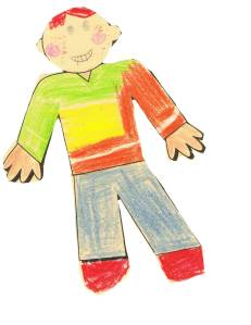 Jake's Flat Stanley -- click here to get full-size for printing