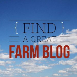 list of farm blogs