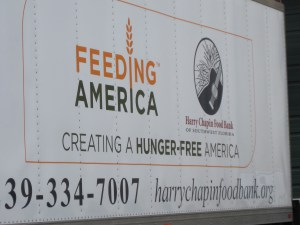 Feeding America Harry Chapin food bank