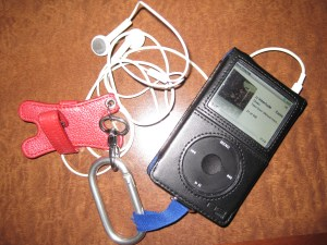 my iPod & near constant companion