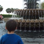 great water fountain