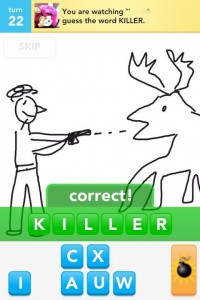 masterpiece from DrawSomething