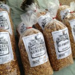 locally mixed granola