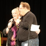Jeff Pulver & Deb Brown