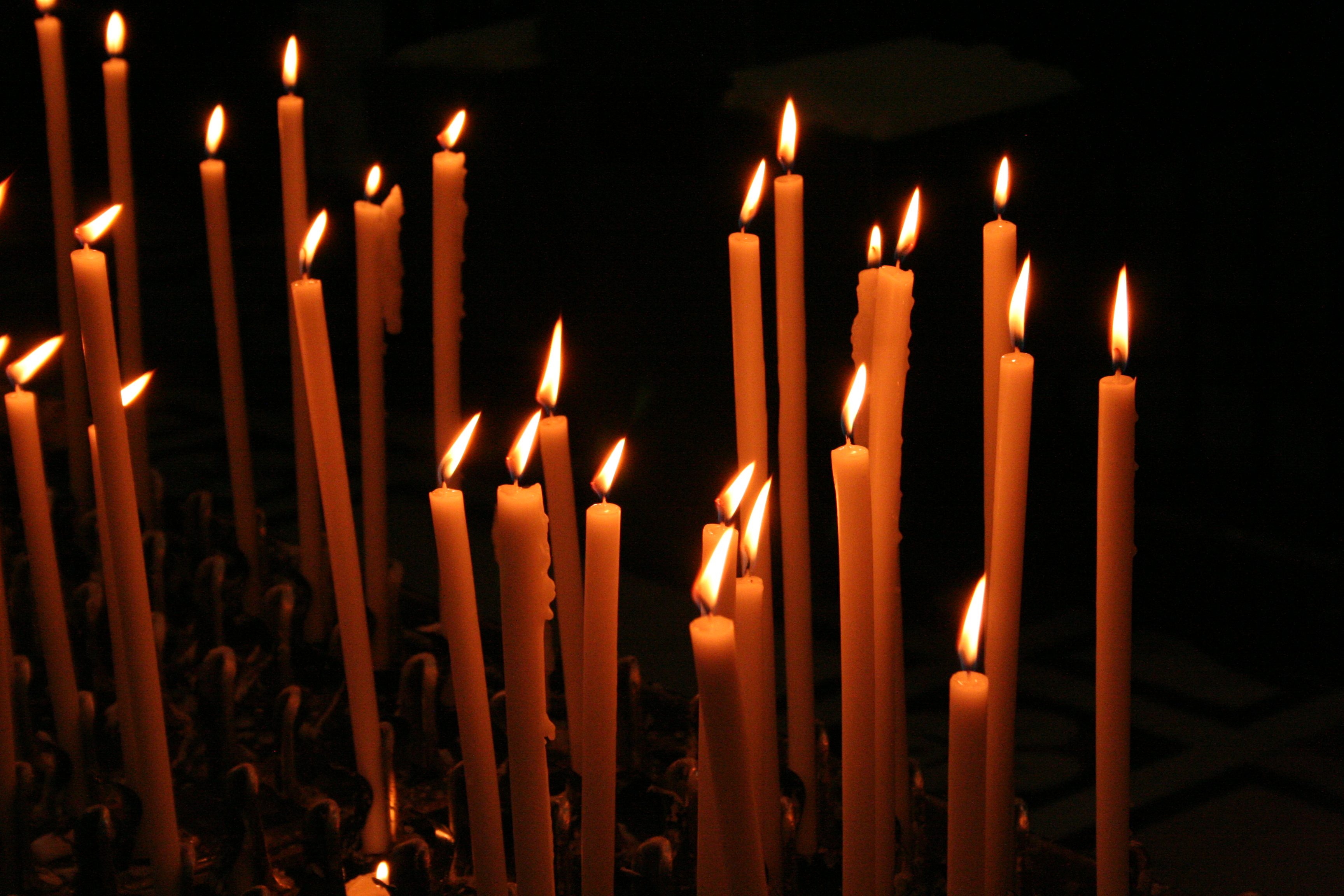Prayer Candles Closeup Jp Loves Cotton Amp More