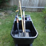 tools of the gardening trade