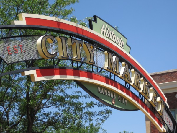 historic City Market in Kansas City