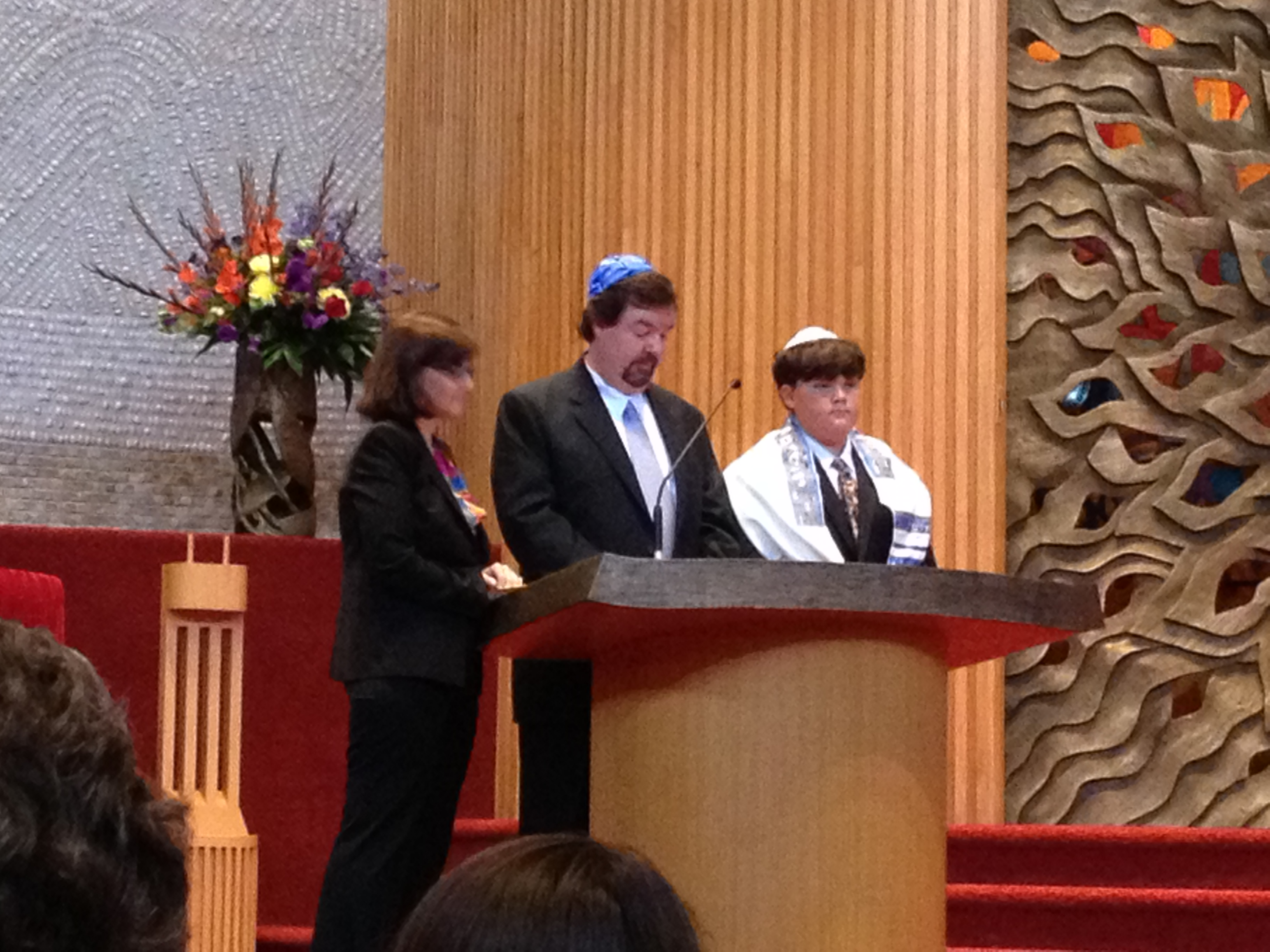 Understanding the Bar Mitzvah Tradition By Experience | a colorful ...