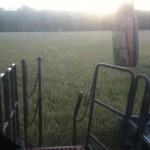 Derek Welch central Louisiana harvested all his rice but 200 acres