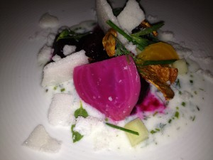 Beets and Buttermilk