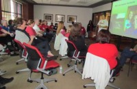 In the St Louis Cardinals offices