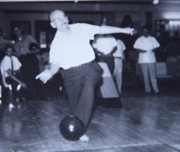 Granddaddy loved his cigars and his bowling