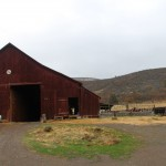 one of the Fowle's barns