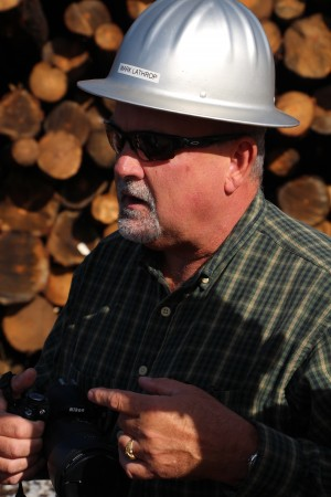 Mark Lathrop @sustainablewood of Sierra Pacific