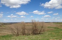 northeastern Kansas prairie