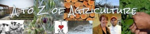 A to Z Agriculture photo banner