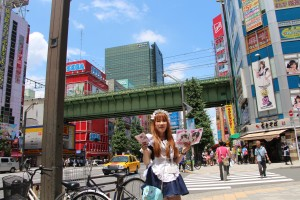 real live anime in Tokyo