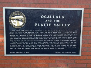 Ogalla & Platte Valley
