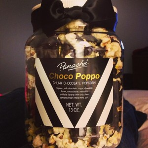 The best chocolate ever -- Chocopoppo!