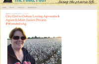 The Pinke Post feature on JP