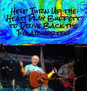 Turn up the heat with Buffett
