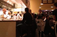 chef's table at Pastaria
