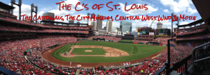 St Louis C is for Cardinals