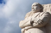 MLK monument in Washington DC