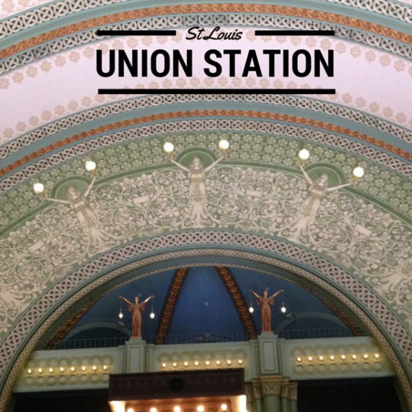 St Louis Union Station