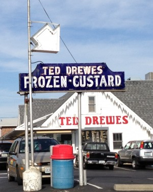 Ted Drewes St Louis