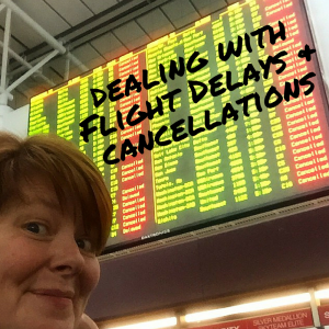 dealing with flight delays & cancellations