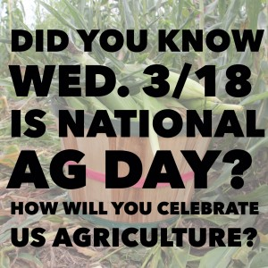 National Ag Day