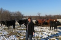 Me and a Bull Named Sue!