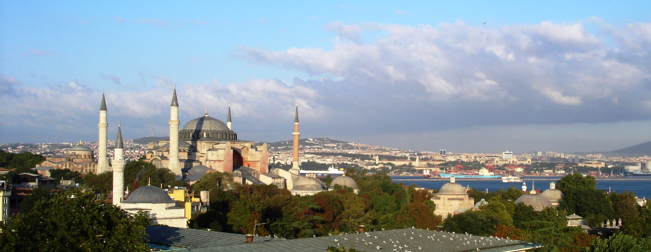 Visiting the Hagia Sophia — the Cradle of Byzantine Religion