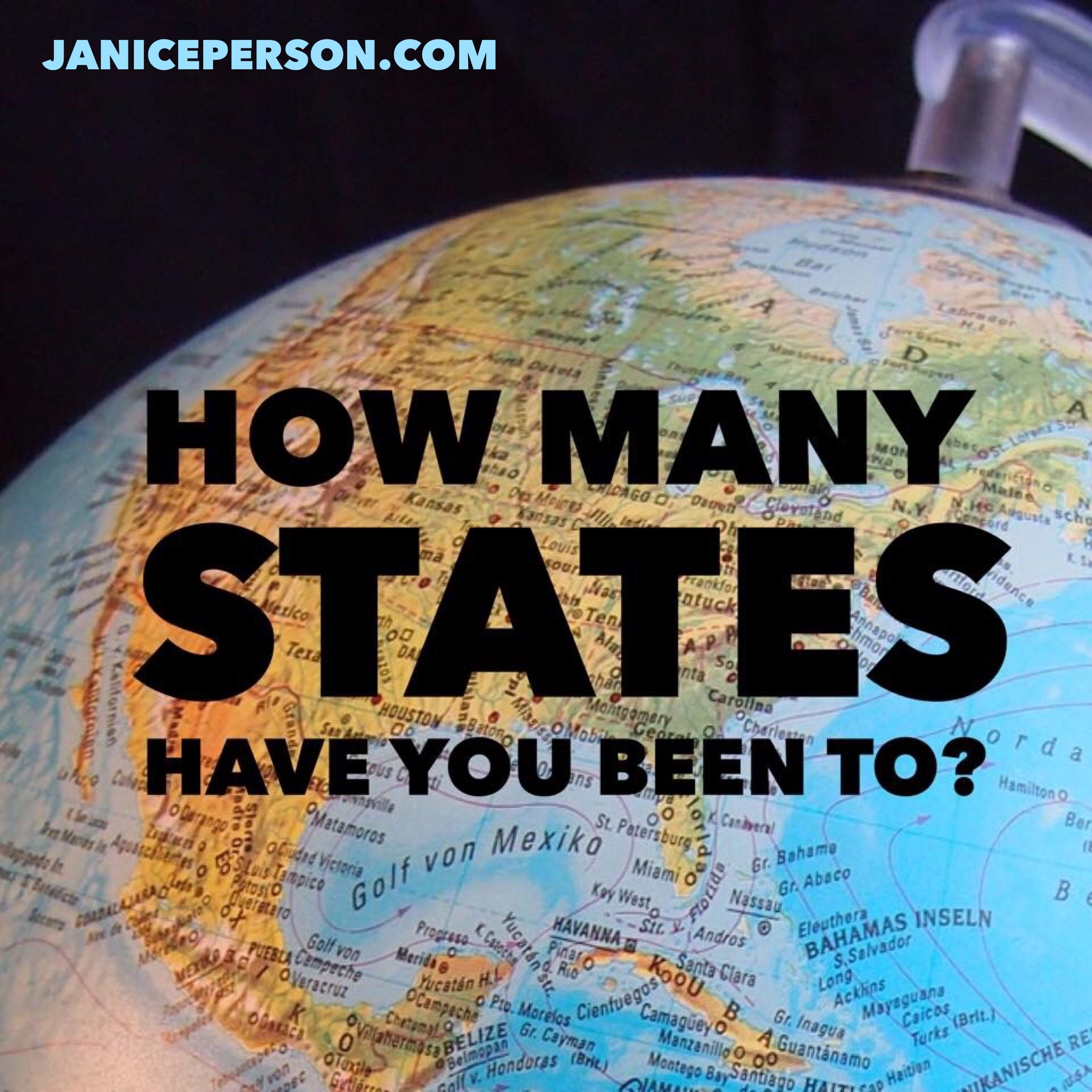 seeing all 50 states