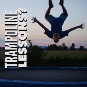 trampoline lessons