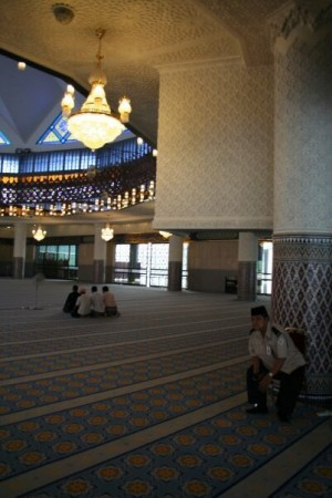 Malaysia's national mosque