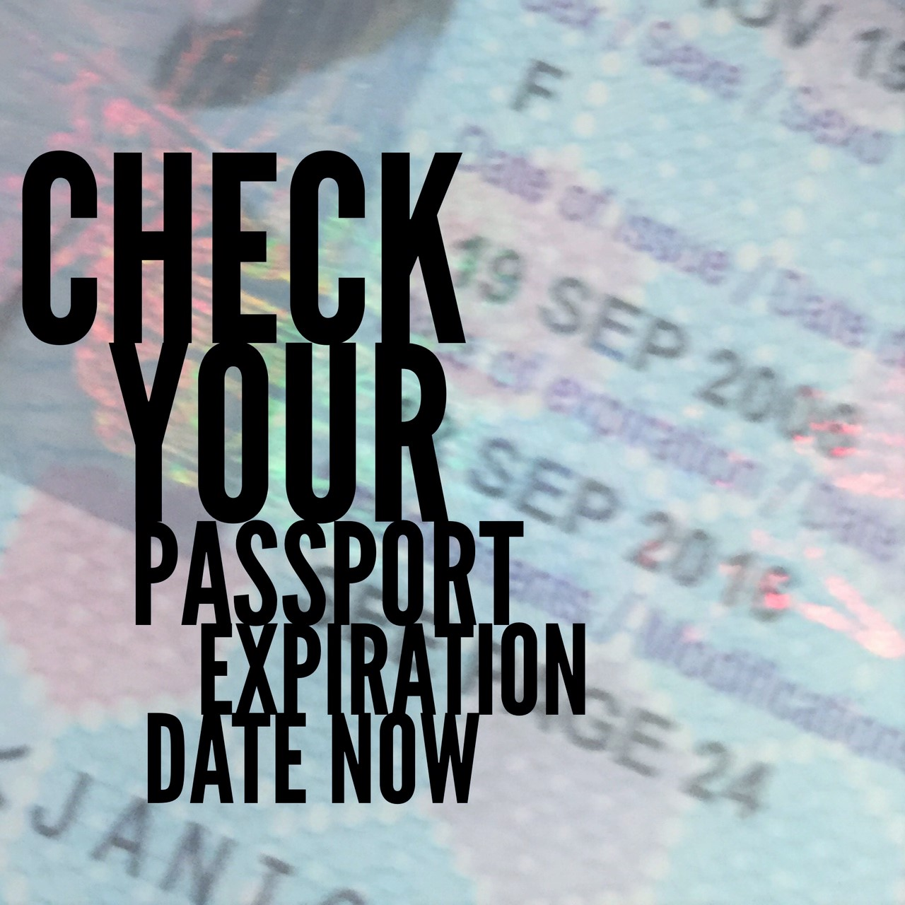 Us Passport Expiration International Travel