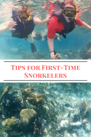 Tips for First-Time Snorkelers