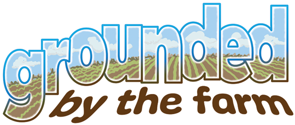 Grounded By The Farm logo
